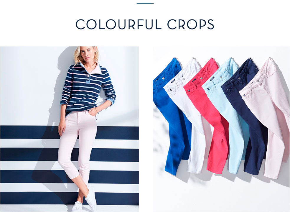 Colourful Crops