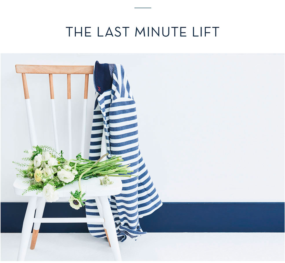 The Last Minute Lift