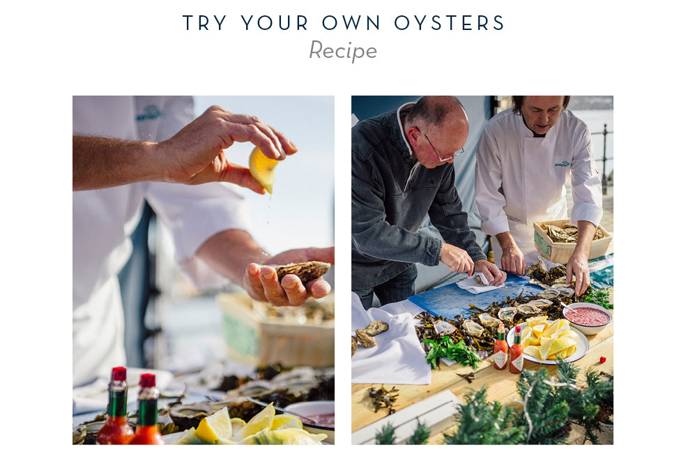 Try Your Own Oysters Recipe
