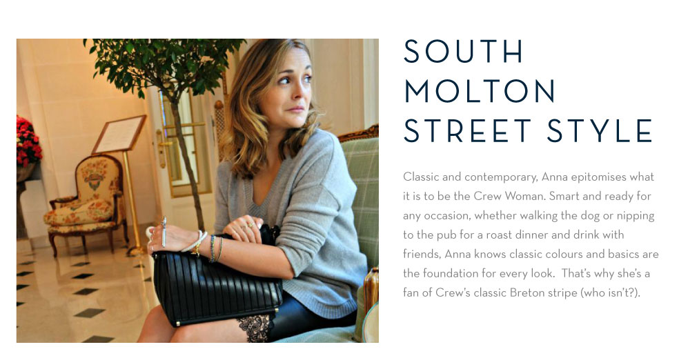 South Molton Street Style