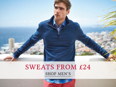 Sweats from £24