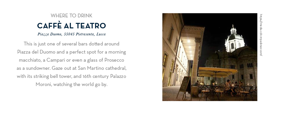 Where To Drink - Caffè Al Teatro