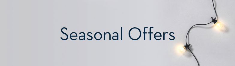 Up to 30% off Seasonal Offers