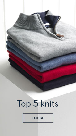 Top 5 Knits
