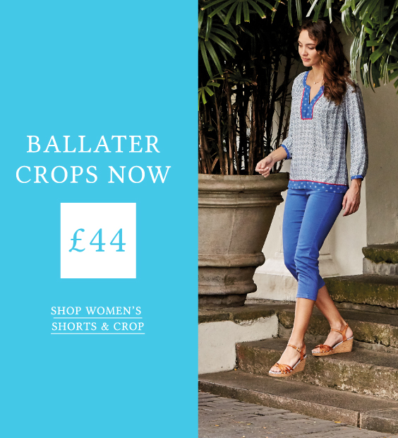 Ballater Crops Now £44