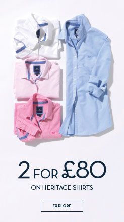 Women's 2 for £80 Heritage Shirts