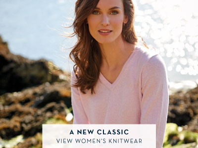 A New Classic - View Women's Knitwear