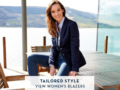 Tailored Style - View Women's Blazers