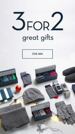 Men's 3 for 2 Gifts