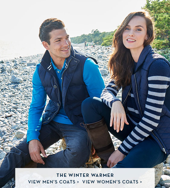 The Winter Warmers - View Men's and Women's Coats