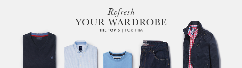 Men's Top 5 Bestsellers