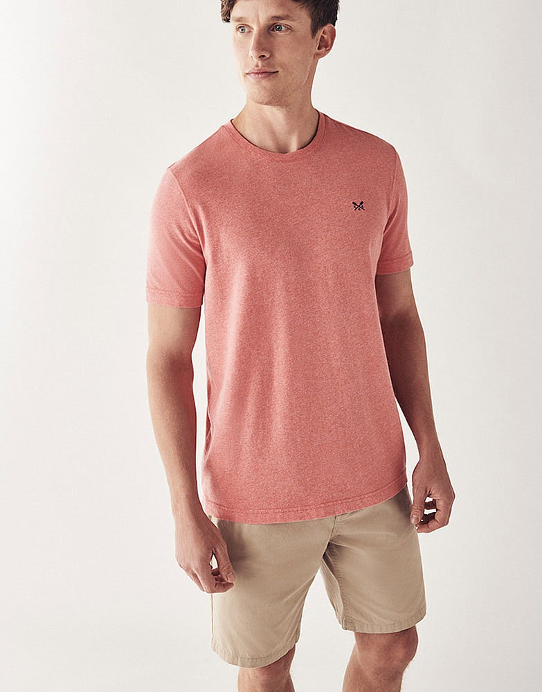 a2a1612adf78 Men s CREW CLASSIC TEE from Crew Clothing Company