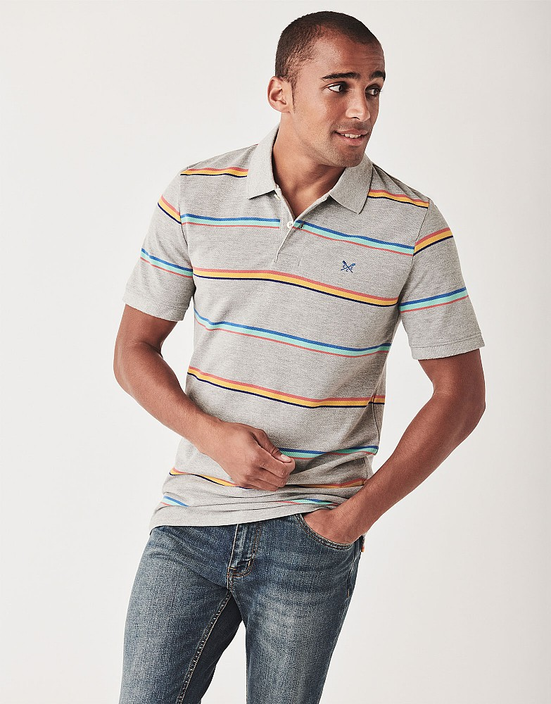 Heydon Stripe Polo Shirt