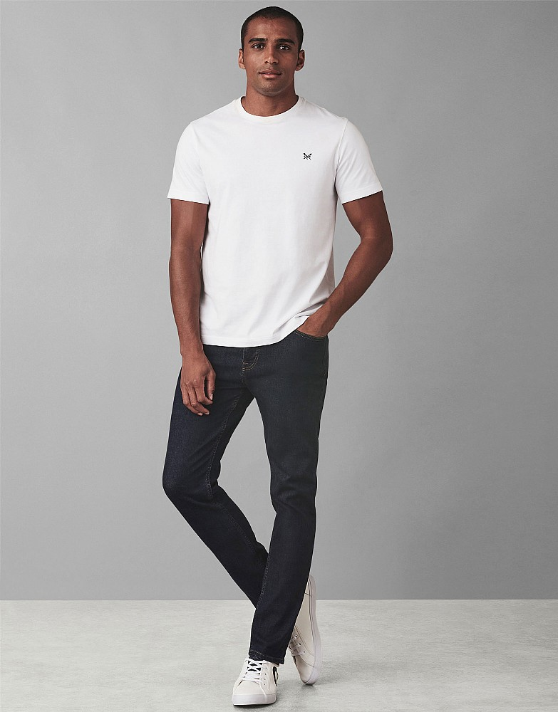 Spencer Slim Leg Jean In Heritage Blue