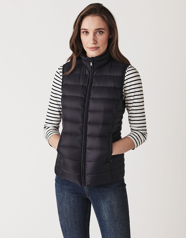 Women's Lightweight Gilet from Crew Clothing Company