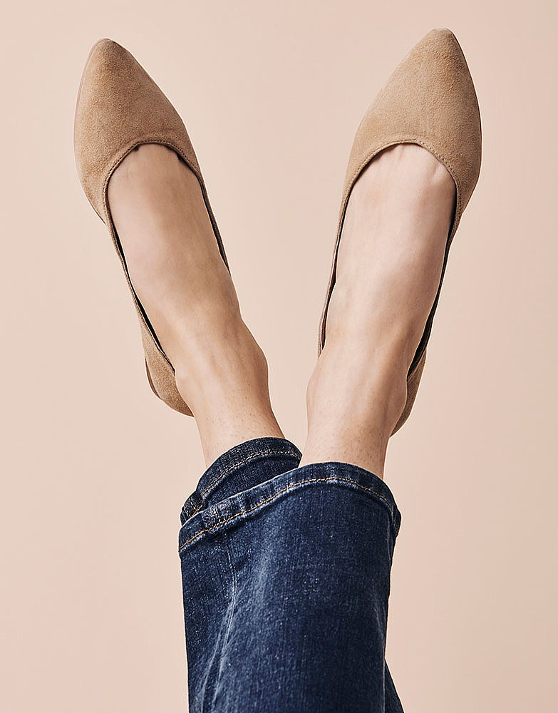 Chloe Leather Pump