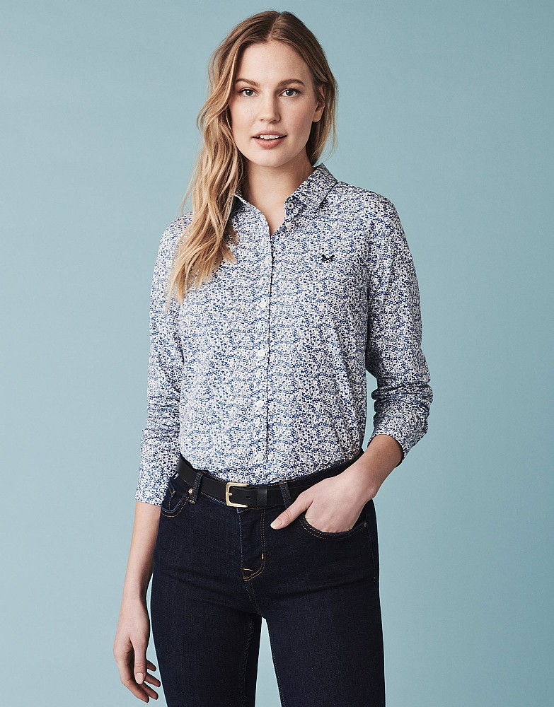 Lulworth Poplin Shirt