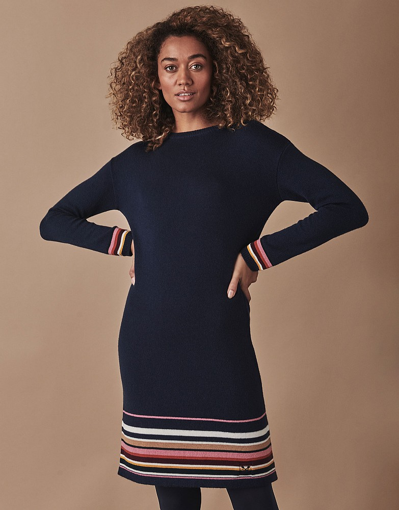 Nora Knitted Dress