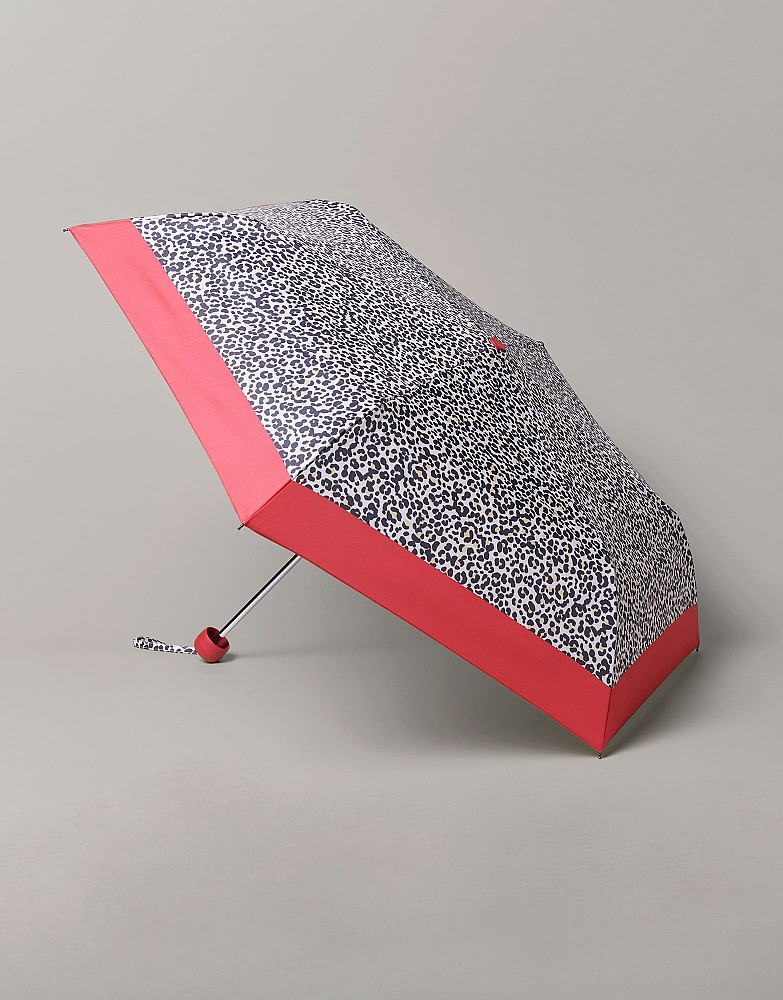 Sustainable Leopard Umbrella