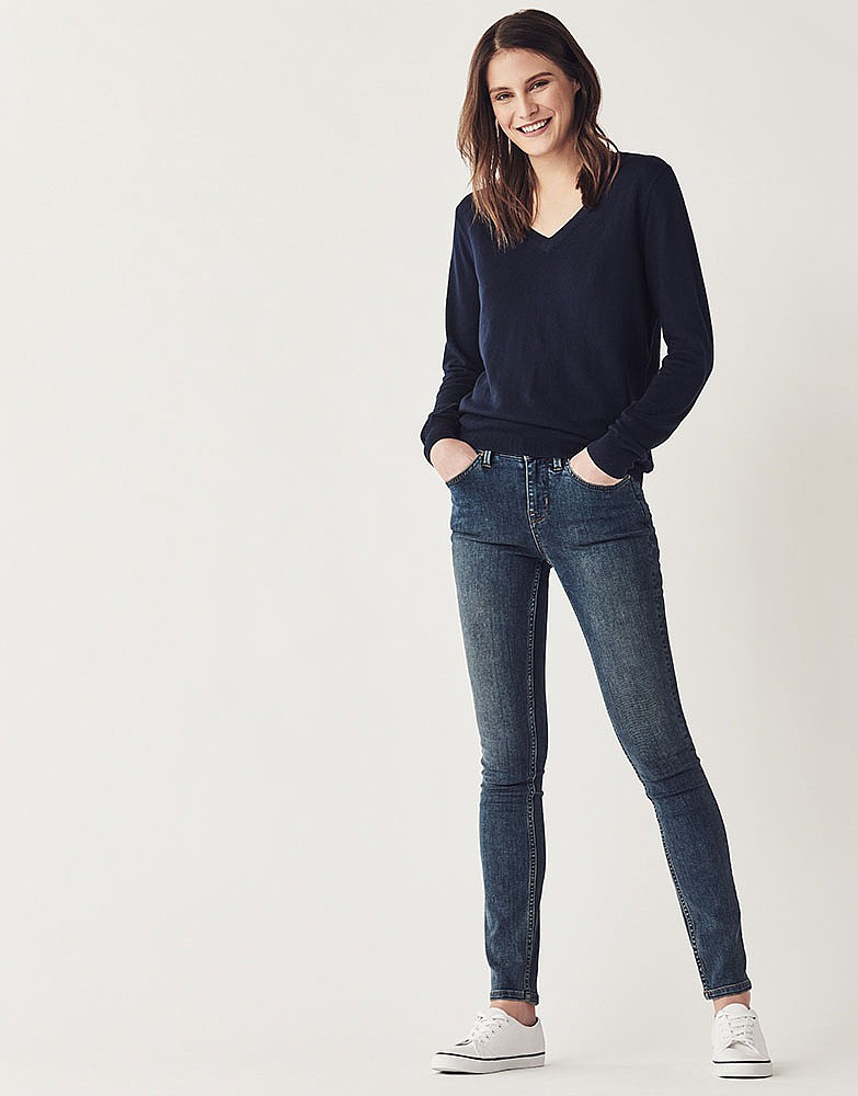 Explore our collection of women's knitwear - warm up with a cosy jumper, go-to work cardigan or classic roll-neck. Opt pure wool or soft cashmere to create a chic weekday outfit, or try cold shoulder designs for a playful take on layering.