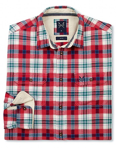 Colwyn Check Shirt