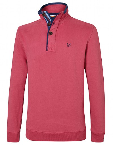 Porterfield Half Zip Sweat