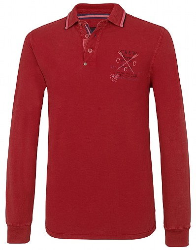 Cowbridge Long Sleeve Polo