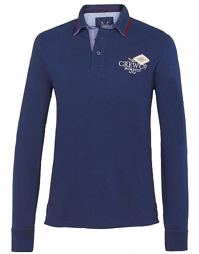 Alford Long Sleeve Polo