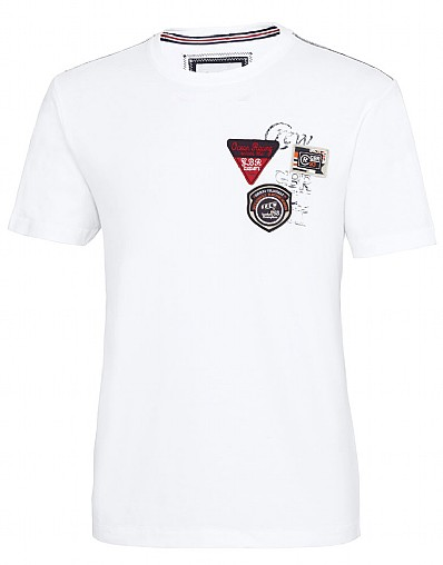 Truro GBR Patch Tee