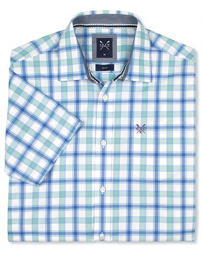Bilberry Slim Fit Short Sleeve Shirt