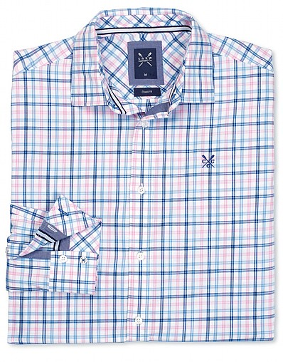 Derwent Classic Fit Check Shirt