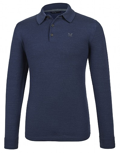 Pendeen Knitted Polo