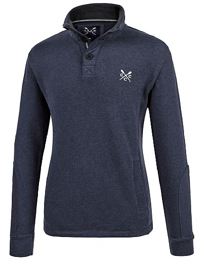 Parkstone Half Button Sweat