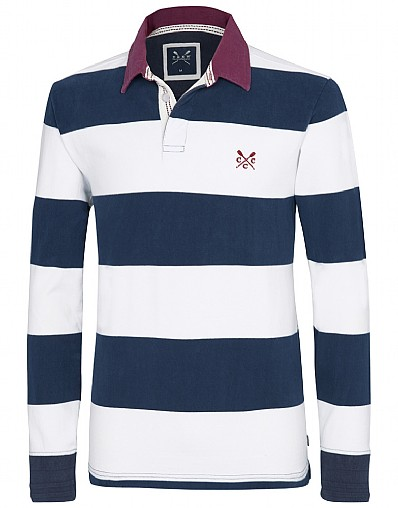 Classic Long Sleeve Rugby