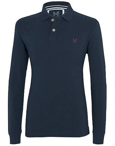 Fynn Long Sleeve Polo