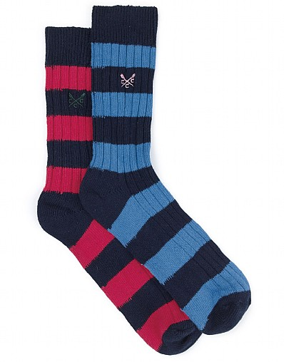 2 Pack - Rugby Sock
