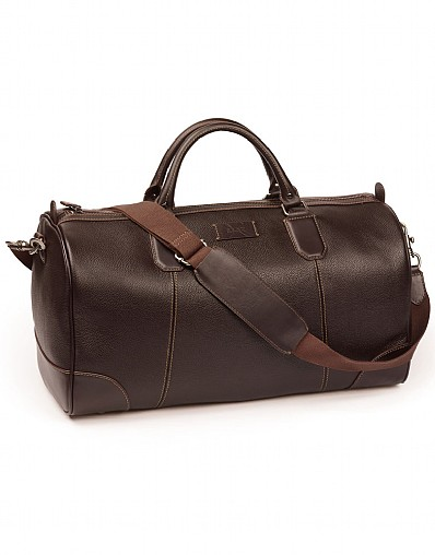 Edgley Leather Holdall