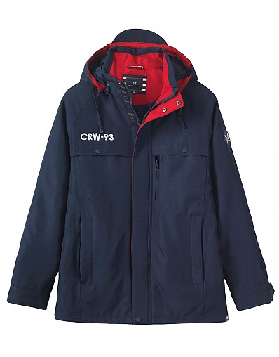 Crew Club Dainton Mens Jacket