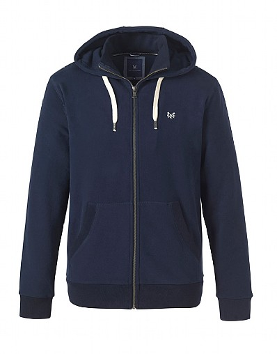 Abdale Zip Through Hoody