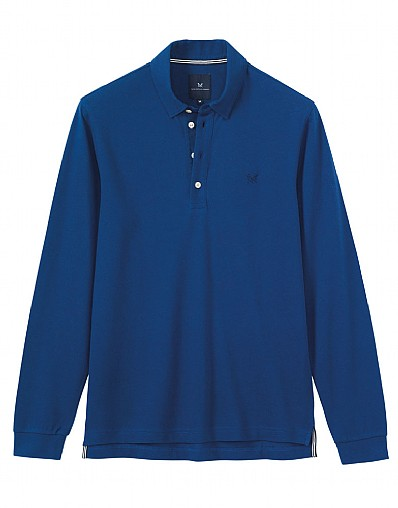 Elsted Long Sleeve Polo