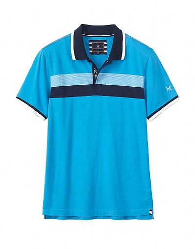 Crew Club Calbourne Mens Polo