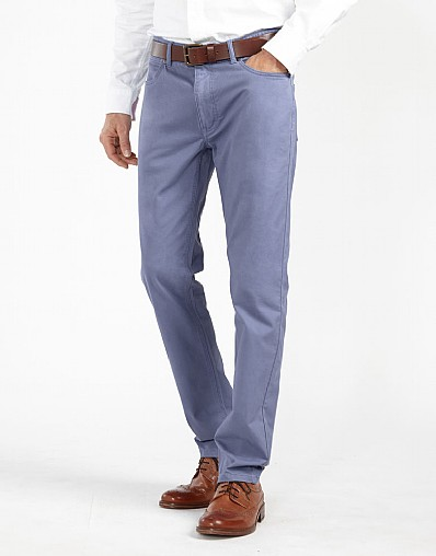 Chester 5 Pocket Slim Trousers