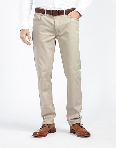 Chester 5 Pocket Slim Leg Trousers