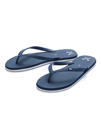 Colour Block Flip Flop