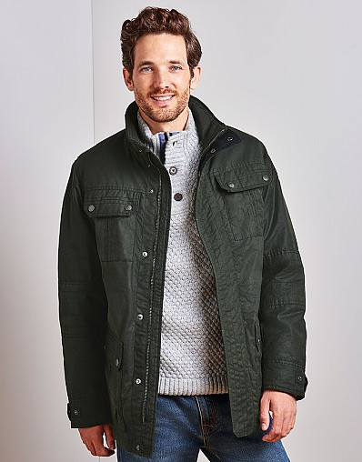 Helmsley Wax Jacket