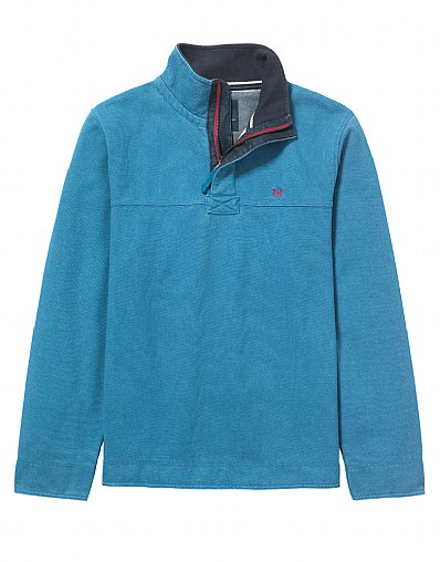Padstow Pique Sweat