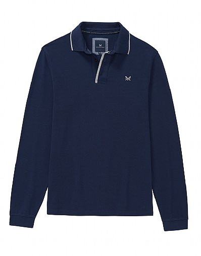 Edmonton Long Sleeve Polo
