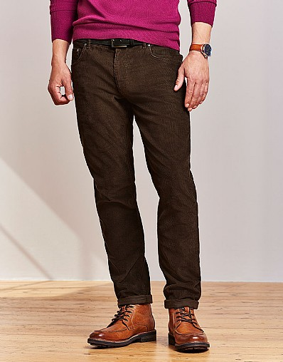 5 Pocket Cord Trouser
