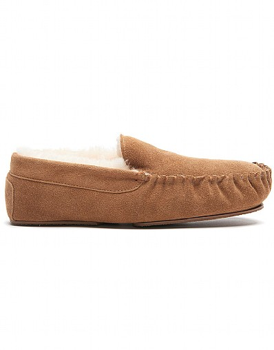 Sheepskin Moccasin
