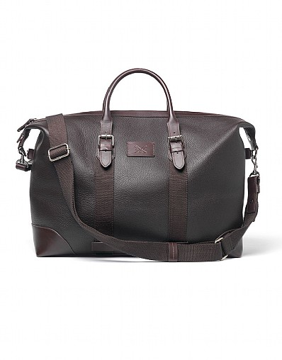 Haxby Leather Holdall
